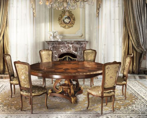 ANCA_JE0004 - Sodobne stilne jedilnice / Contemporary luxury dining room Angelo Cappellini - 4