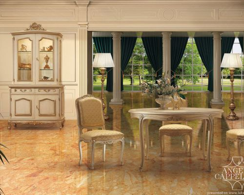 ANCA_JE0015 - Sodobne stilne jedilnice / Contemporary luxury dining room Angelo Cappellini - 15