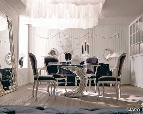 SAFI_JE0004 - Sodobne stilne jedilnice / Contemporary luxury dining room Savio Firmino - 4