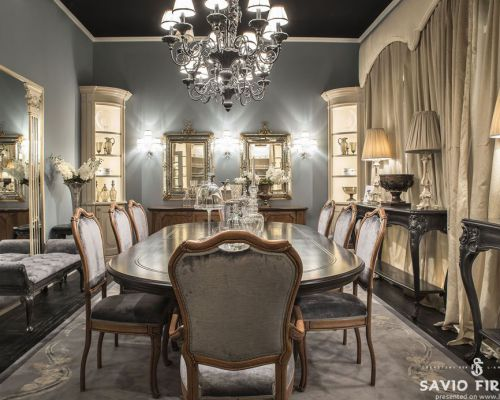 SAFI_JE0006 - Sodobne stilne jedilnice / Contemporary luxury dining room Savio Firmino - 6